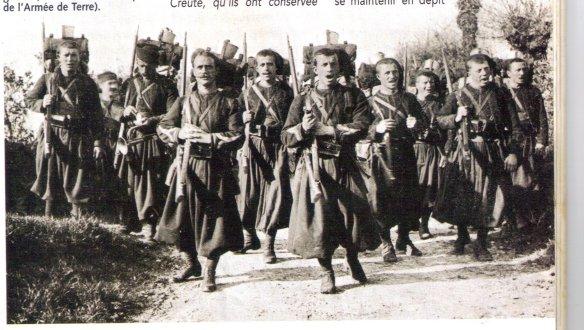 1er régiment de marche de zouaves
