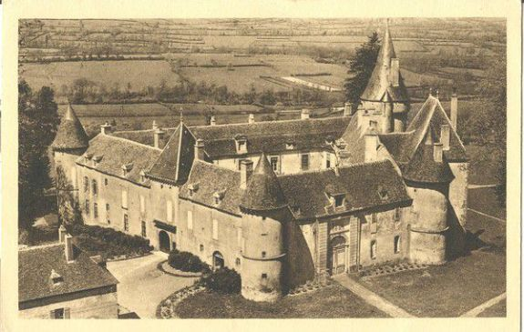 chateau bazoche