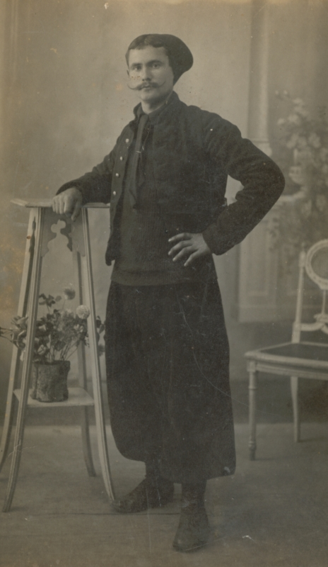 CHRONIQUE 10  FERNAND   1891 - 1969    LE TEMPS DES  HÉROS (1/6)