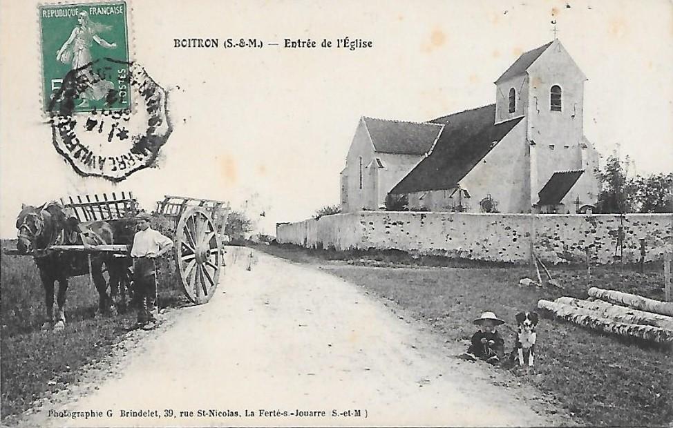 Nicolas PERRIN    1688  - 1753  ÉPISODE  2     Un vigneron au cœur de la Brie (1/2)