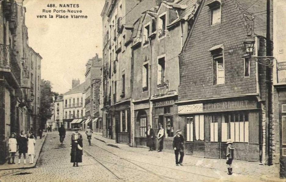 UN FAUX A L'ÉTAT CIVIL DE NANTES EN 1808