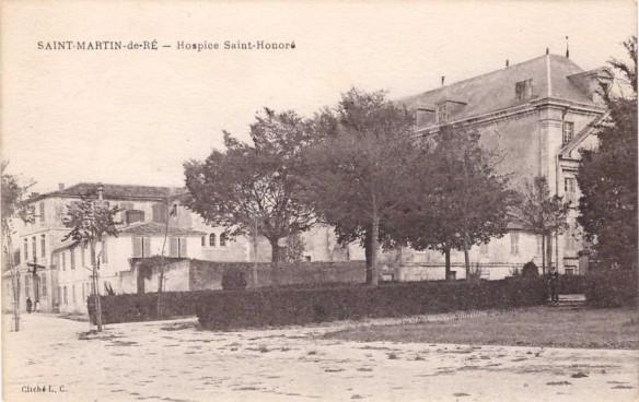 hospice saint honoré