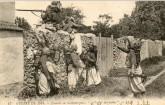 zouaves en reconnaissance